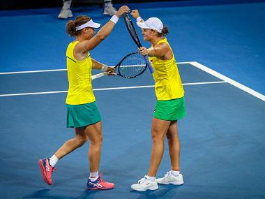 Fed Cup 2019: Ashleigh Barty and Samantha Stosur power Australia into first final since 1993