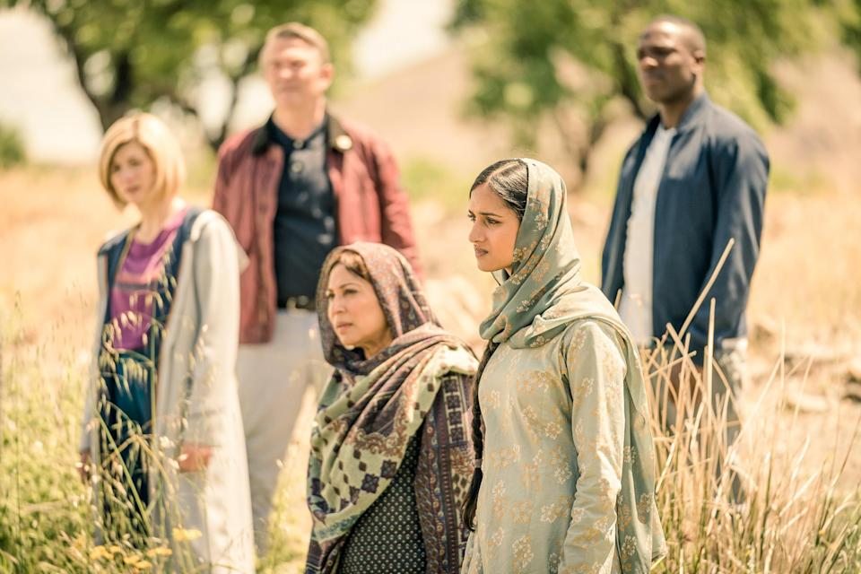 Doctor Who: Demons of the Punjab (BBC)