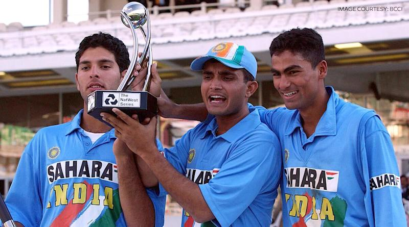 'Don't Panic': Mohammad Kaif Recalls Sourav Ganguly's Advice in Dressing Room During India vs England 2002 Natwest Series Final