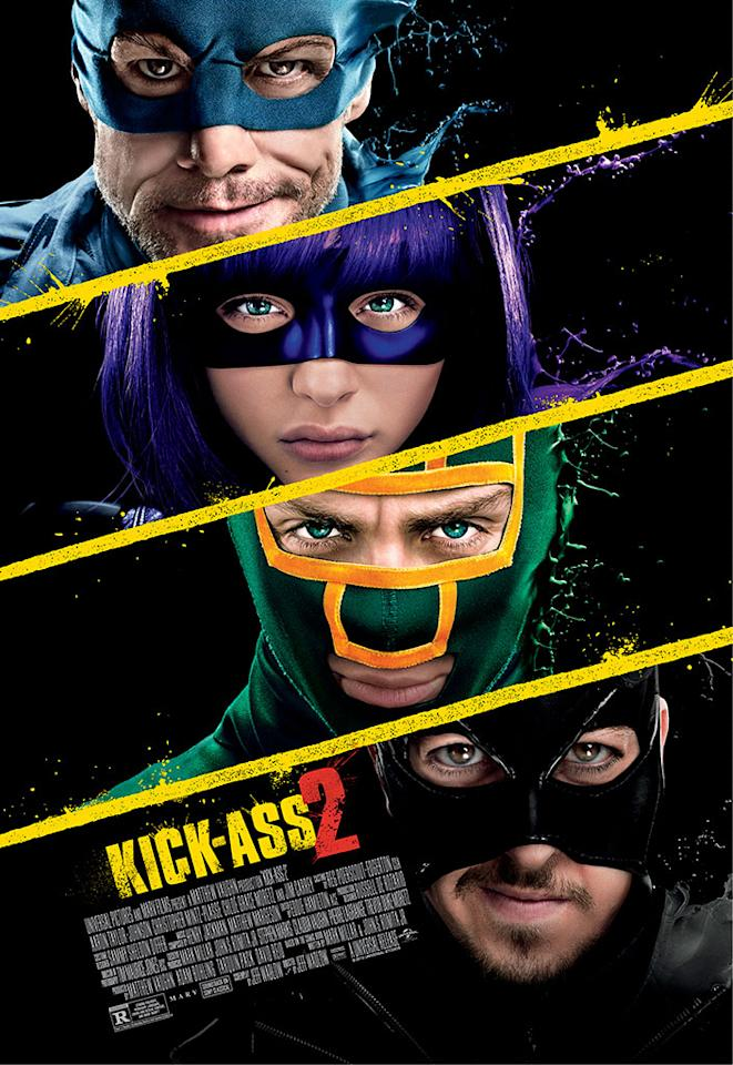 "Universal Pictures' ""Kick-Ass 2"" - 2013"
