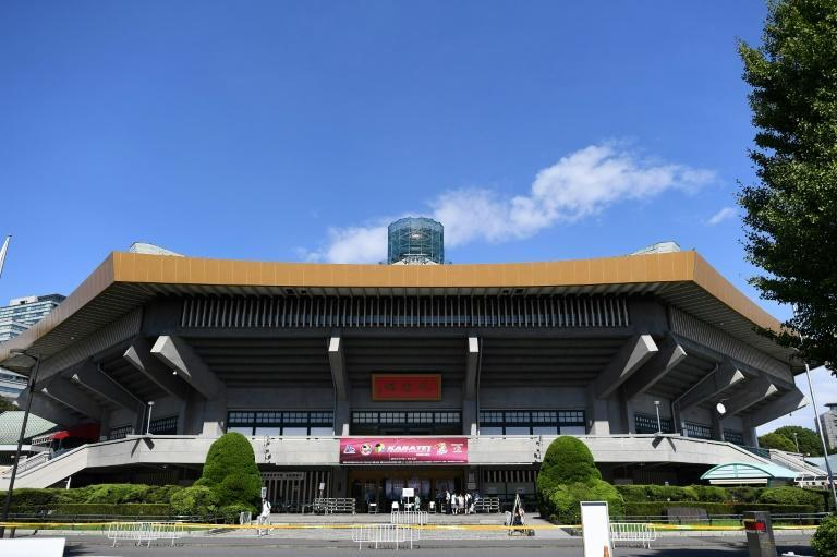 The Nippon Budokan will play host to judo and karate