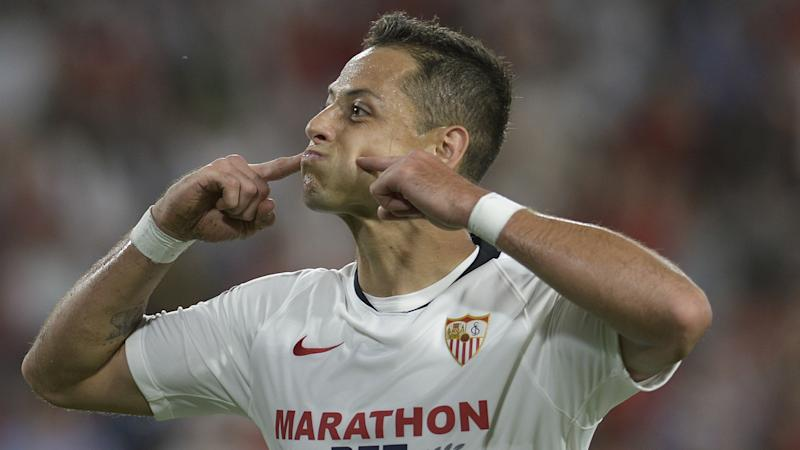 Chicharito 'open' to playing in the MLS as Sevilla striker thinks about his future