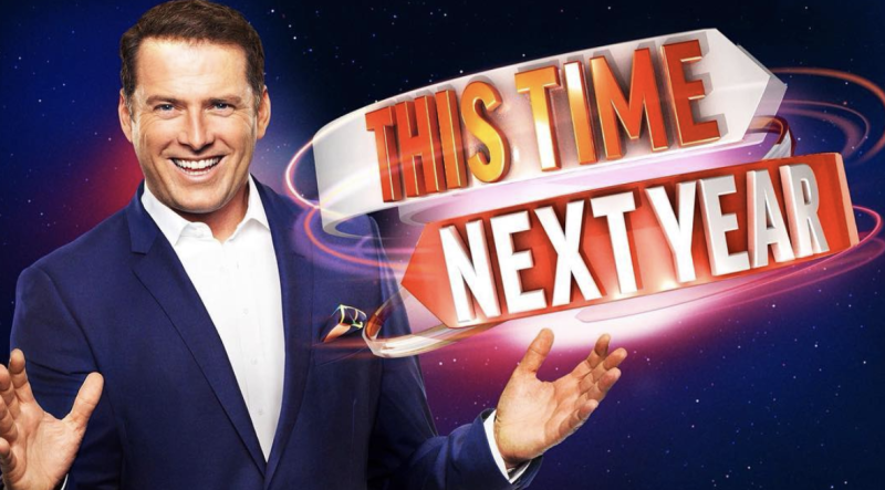 This Time Next Year air date is August 12, and the Channel Nine show will see Karl Stefanovic speaking to a series of guests who share their inspirational stories that take place over the course of a year.