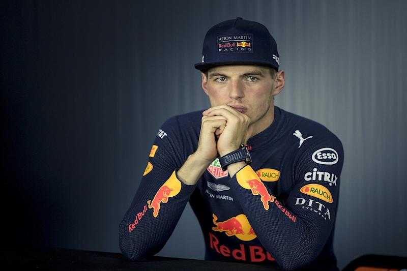 Verstappen hits out at media after Vettel crash