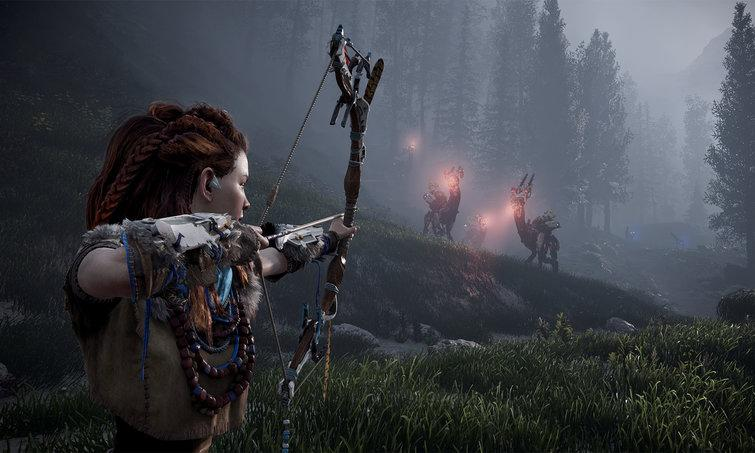 Sony's Horizon: Zero Dawn