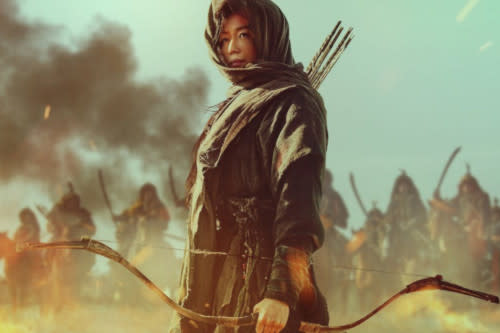 Jun Ji-Hyun is thrilled to be in the special episode of 'Kingdom'