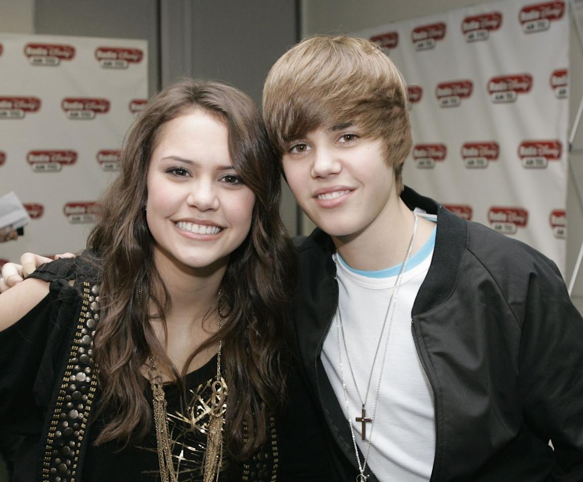 "<p>Along with <a href=""http://popdirt.com/backstage-with-radio-disneys-next-big-thing-winner-jasmine-sagginario/77357/"" target=""_blank"">Jasmine Sagginaro</a>, Justin Bieber was named the music industry's ""Next Big Thing"" by Radio Disney.</p>"