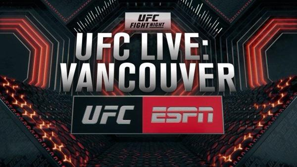 The logo for the new television show on ESPN2, 'UFC Live,' which will air every Friday at 5:30 p.m. ET.