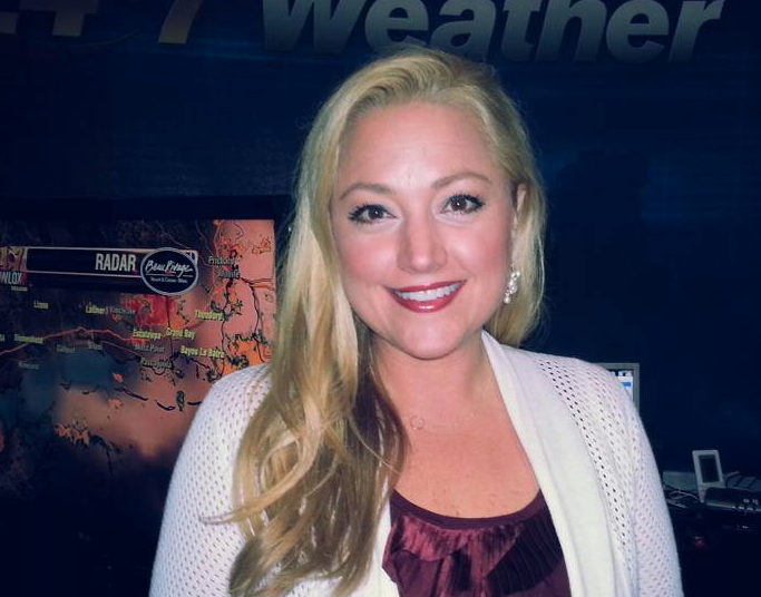 Weather reporter candidly responds to 'vile' fat-shaming
