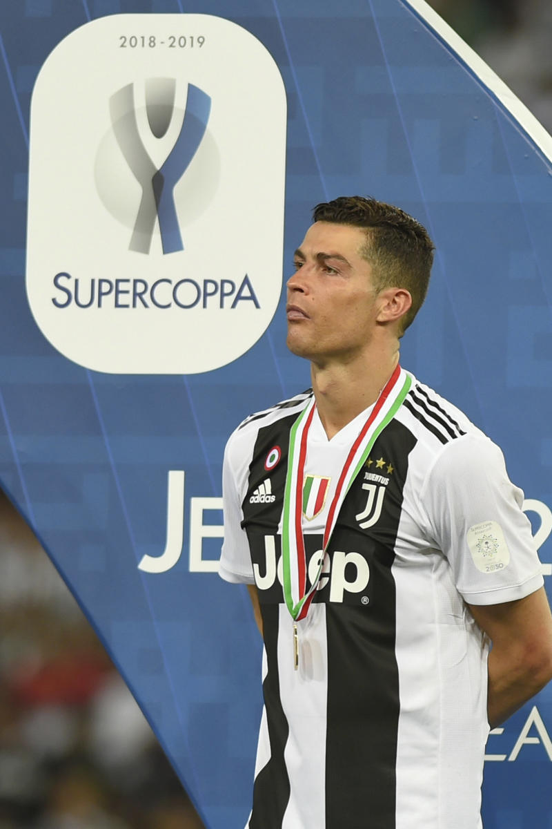 the best attitude c3746 ebaef Cristiano Ronaldo pleads guilty to tax fraud at Madrid court