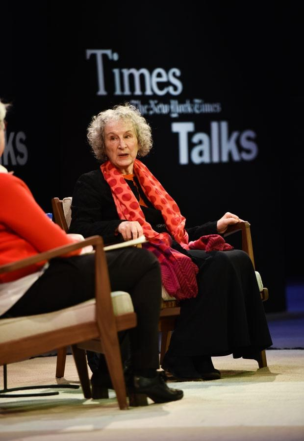 Margaret Atwood at the 20th Anniversary Festival o