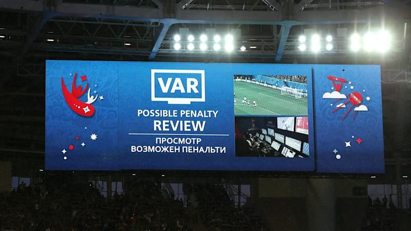 Refs training with VAR ahead of approval for Women s World Cup 0d0f19bce