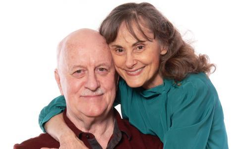 How we met: 'When my wife was dying, she told me to look up my old friend DeeDee'