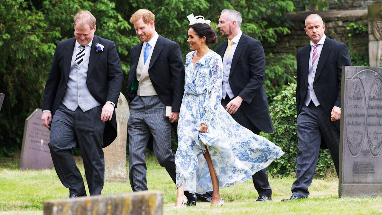As she begins her new life as a royal, Meghan Markle's fashion has become, inevitably, more conservative. How it evolves will reveal much about her, and how she wishes to be seen.
