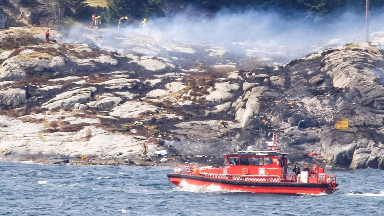 Briton Killed In Norway Helicopter Crash