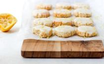 """<p>These pillow-soft cookies will brighten anyone's day. They're paleo-friendly and packed with zingy lemon flavor. </p><p><strong>Get the recipe at <a href=""""https://jessicaeatsrealfood.com/soft-baked-paleo-lemon-cookies/"""" rel=""""nofollow noopener"""" target=""""_blank"""" data-ylk=""""slk:Jessica Eats Real Food"""" class=""""link rapid-noclick-resp"""">Jessica Eats Real Food</a>.</strong></p>"""
