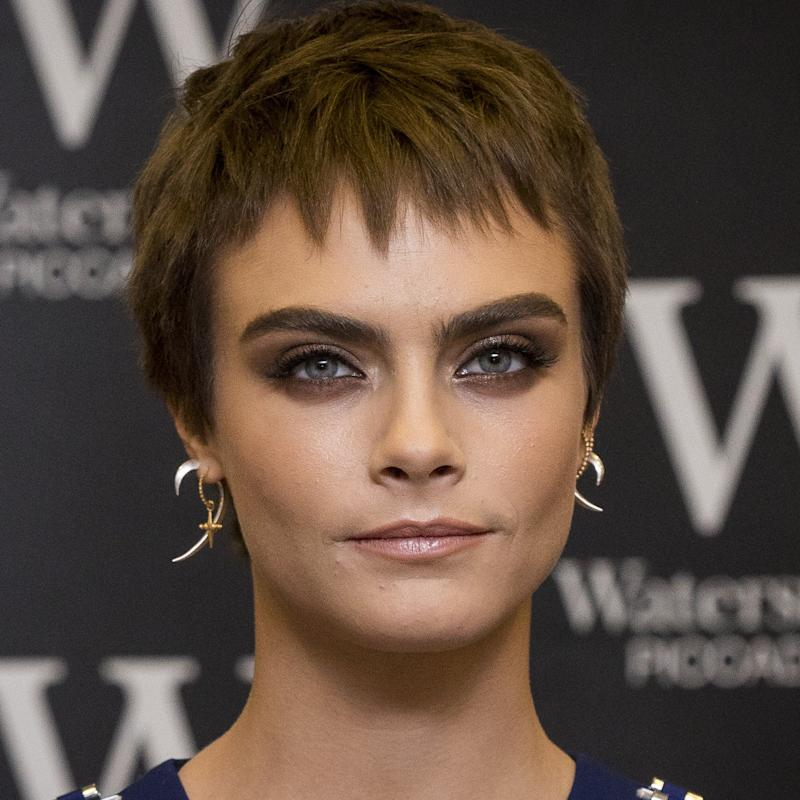 414e29cfafa6 People Are Seriously Peeved Over Cara Delevingne s New Jimmy Choo Campaign