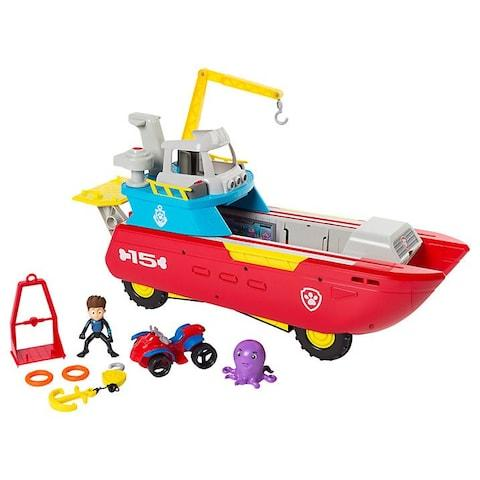 Paw Patrol Sea Patroller from Spin Master Toys UK Ltd