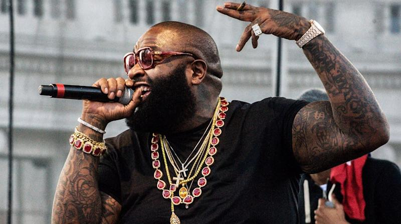 Rick Ross Responds to Allegations of Owing $5.7 Million to IRS