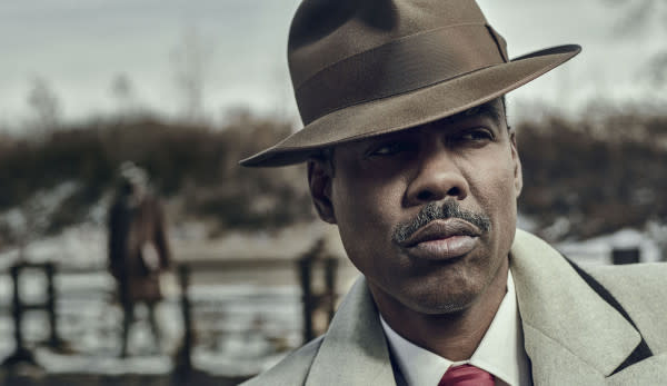 FARGO -- Pictured: Chris Rock as Loy Cannon. CR: Matthias Clamer/FX
