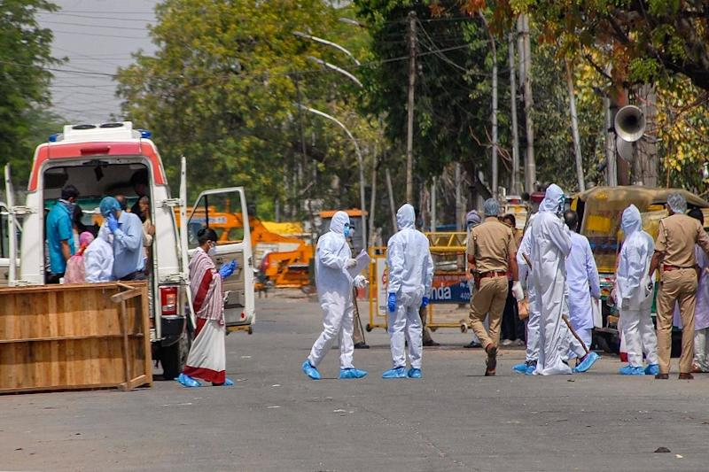 Chief Medical Officer Among 83 Fresh Coronavirus Cases in Noida, 5 Deaths Reported