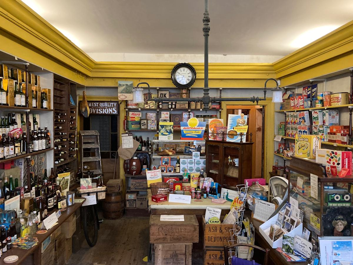 Inside the Cornish shop that has remained frozen in time for 50 years