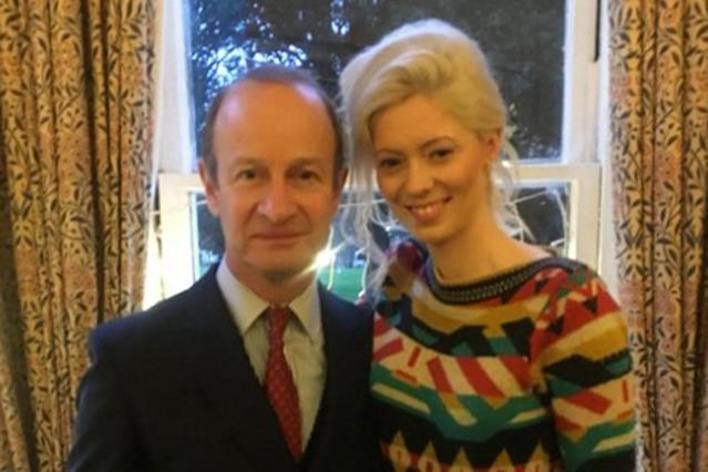 Henry Bolton's girlfriend Jo Marney confronted over branding Grenfell 'nest of illegal immigrants' in car crash This Morning interview