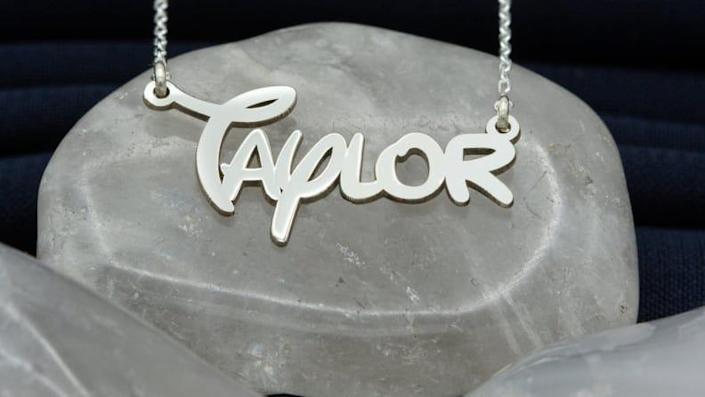 Wear your name in the iconic Disney font.
