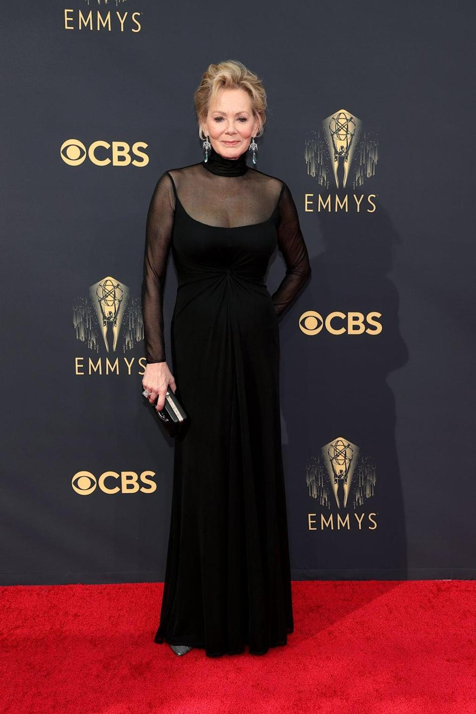 Jean smart at the 2021 Emmy Awards (Getty Images)