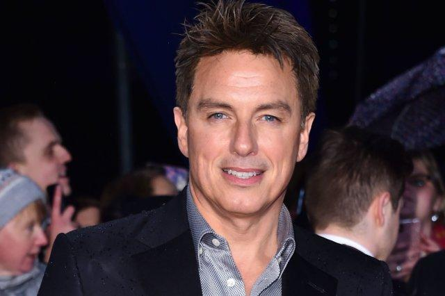 John Barrowman shares update after procedure for 'severe neck injury'