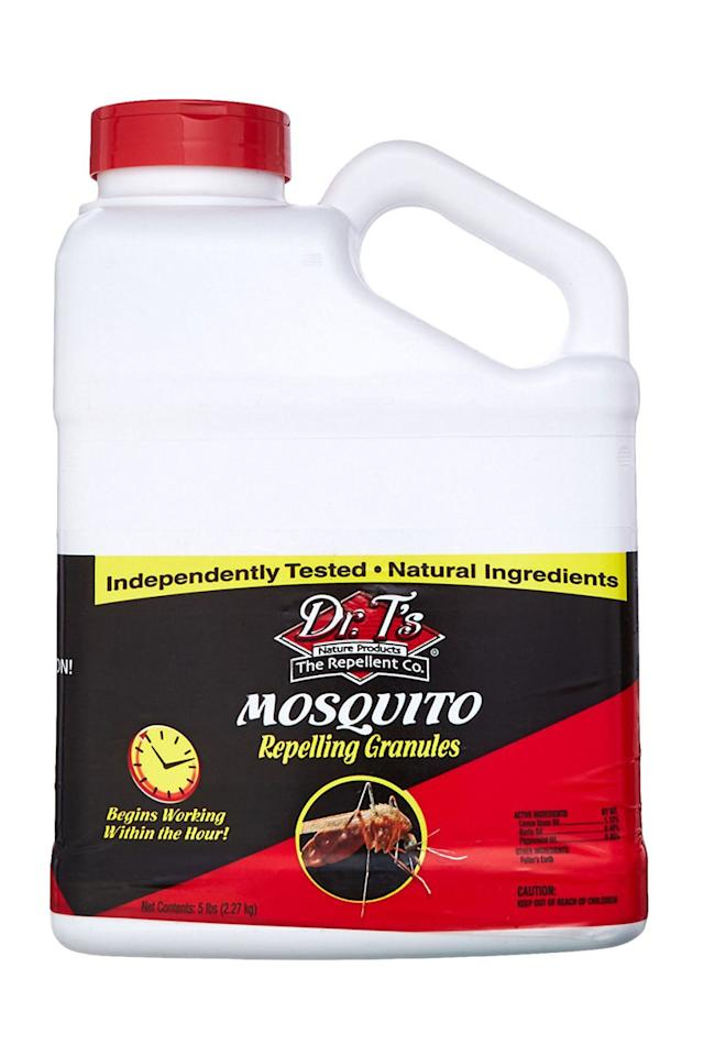 4 natural insect repellents and how to avoid mosquitoes for Mosquito dunks amazon