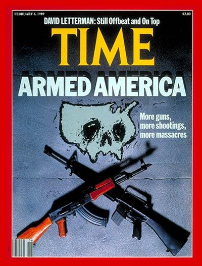 The Feb. 6, 1989, cover of TIME