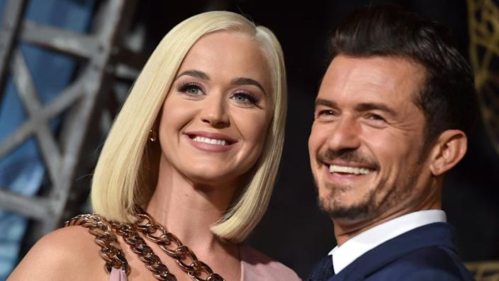 Katy Perry and Orlando Bloom have also joined the boycott