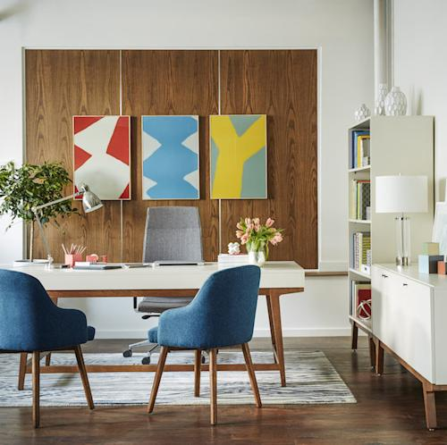 Office Space New West Elm Office Furniture Line Gives You