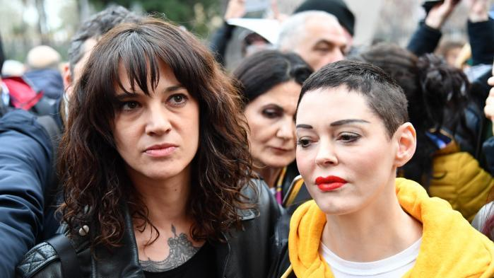 Asia Argento menace de poursuivre Rose McGowan en diffamation — MeToo