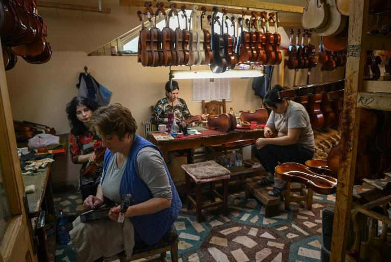Local craftsmen are worried about finding the next generation of luthiers to carry on their tradition