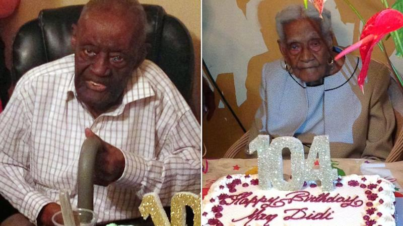 New York Couple to Turn a Combined 212 Years Old (ABC News)