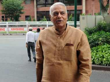 Yashwant Sinha quits BJP: From demonetisation to GST, all the times former minister spoke out against Modi govt