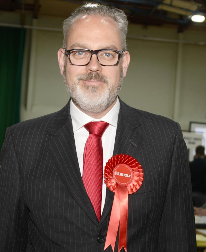 "Labour Cllr Diccon Spain (pictured) said travellers moving onto the green patch was ""an imminent danger"". (SWNS)"