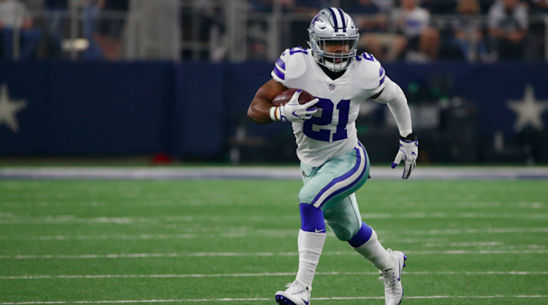 Ezekiel Elliott Returns From Six-Game Suspension Ripped, Leaner