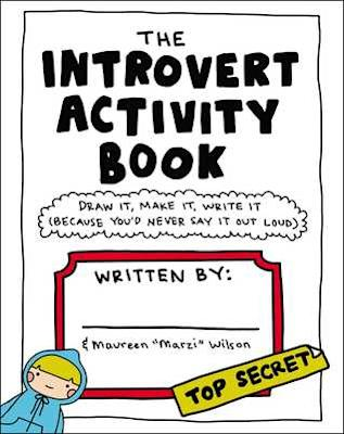 Picture of Introvert Activity Book