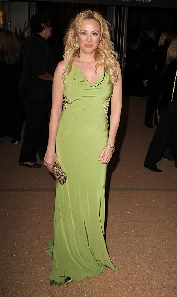 """<a href=""""http://movies.yahoo.com/movie/contributor/1800011462"""">Virginia Madsen</a> attends the 2nd Annual AMPAS Governors Awards in Los Angeles on November 13, 2010."""