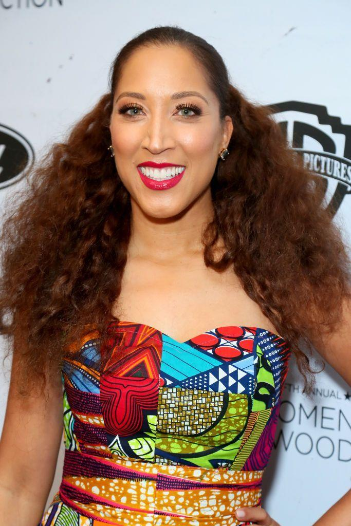 <p>Boss moves are pulled off with bold looks, and this reddish pony on <strong>Robin Thede</strong> draws our full attention. The color is the perfect option if you're looking for a glow up but don't want to sacrifice low-maintenance style — a trend we'll be seeing a lot of this fall. </p>