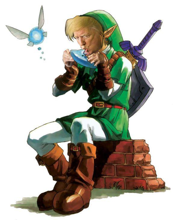 Make Hyrule great again!