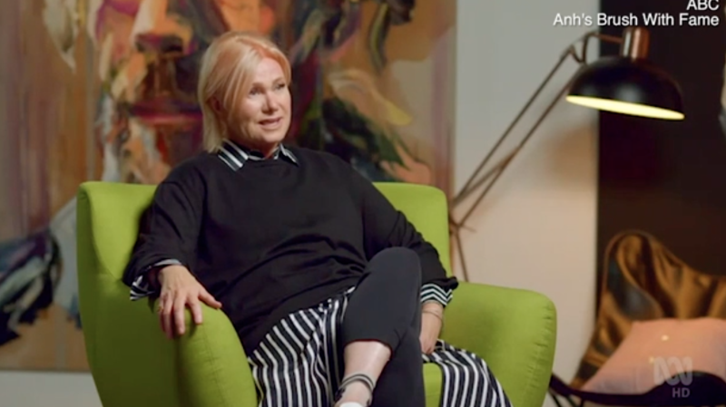 Deborra-Lee Furness on Anh's Brush With Fame
