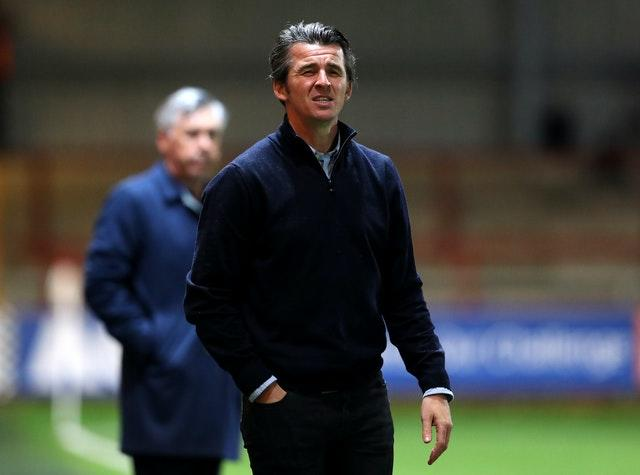 Joey Barton's Fleetwood made a game of it