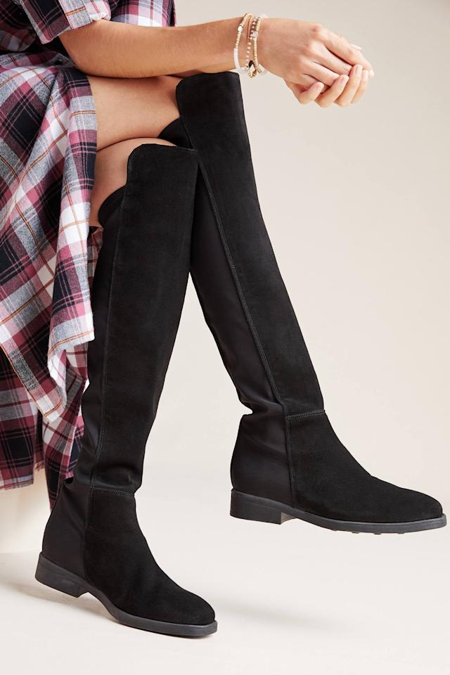 """<p><a href=""""https://www.popsugar.com/buy/Laine-Over--Knee-Boots-535820?p_name=Laine%20Over-the-Knee%20Boots&retailer=anthropologie.com&pid=535820&price=140&evar1=fab%3Aus&evar9=47064773&evar98=https%3A%2F%2Fwww.popsugar.com%2Fphoto-gallery%2F47064773%2Fimage%2F47064779%2FLaine-Over--Knee-Boots&list1=shopping%2Csales%2Cwinter%2Cwinter%20fashion%2Csale%20shopping%2Cfashion%20shopping&prop13=api&pdata=1"""" rel=""""nofollow"""" data-shoppable-link=""""1"""" target=""""_blank"""" class=""""ga-track"""" data-ga-category=""""Related"""" data-ga-label=""""https://www.anthropologie.com/shop/laine-over-the-knee-boots?category=sale-shoes&amp;color=001&amp;quantity=1&amp;type=STANDARD"""" data-ga-action=""""In-Line Links"""">Laine Over-the-Knee Boots</a> ($140, originally $220)</p>"""