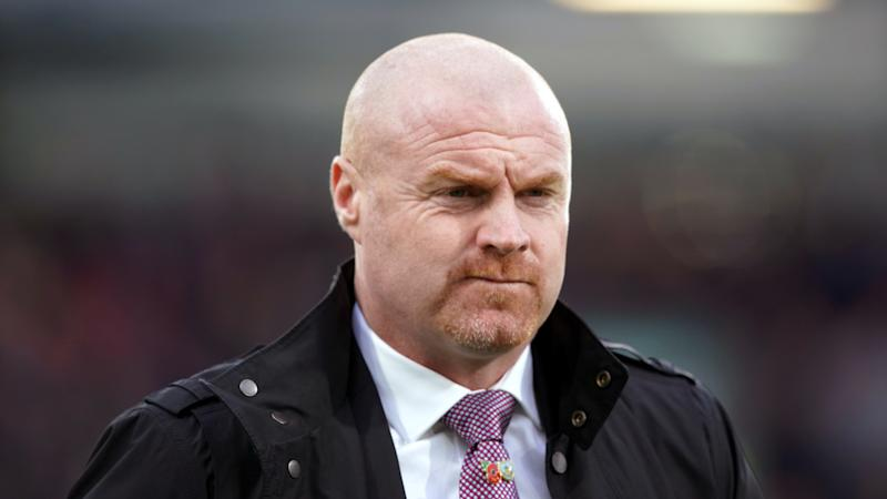 'Realist' Sean Dyche staying positive after tough start for Burnley