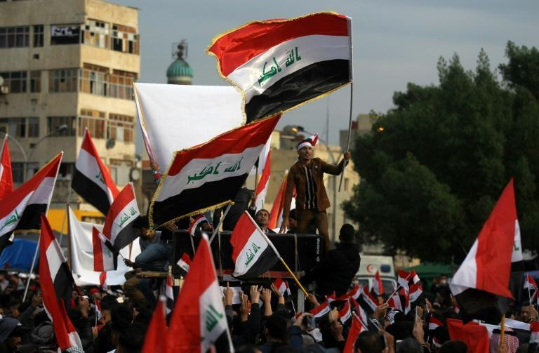 Around 440 people have died since anti-government rallies erupted on October 1 in Baghdad and Iraq's Shiite-majority south