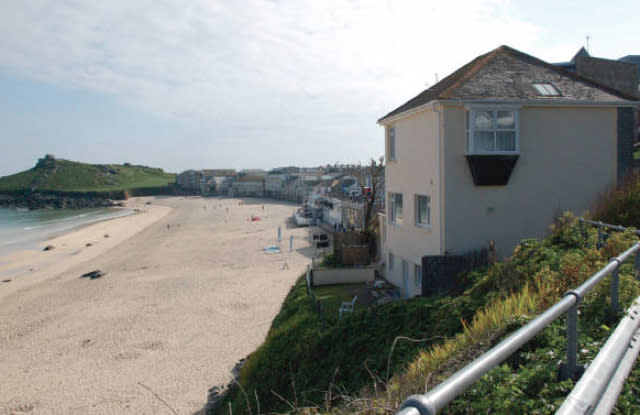 Ex-council house on Cornwall coast sells for £1.4m